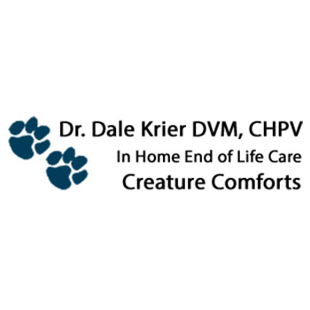 Dr. Dale Krier Creature Comforts Mobile Veterinarian And Home Pet Euthanasia