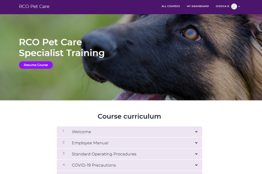 Best Pet Sitters and Dog Walkers Training